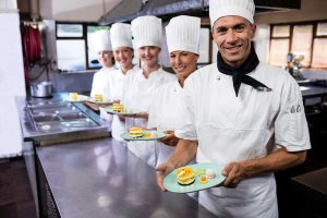 Restaurant services industry receivables case study