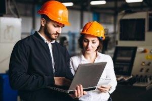 Large Manufacturer improves receivables case study